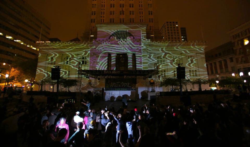 Occupy the Oscar Grant Dancefloor
